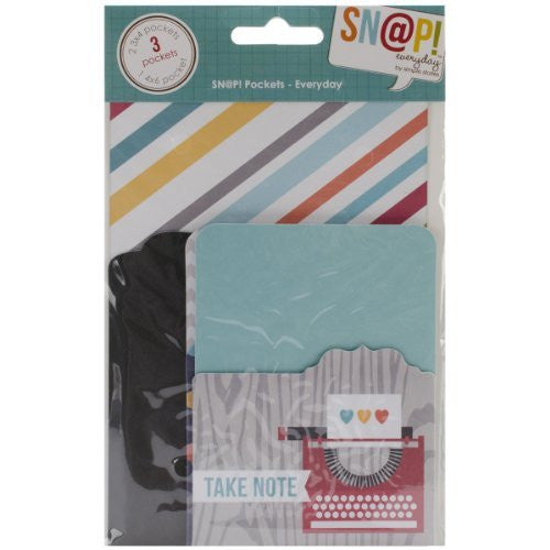 SN@P! - Everyday Snap Pocket - Shop and Crop Scrapbooking