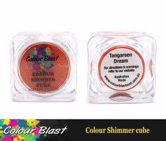 Colour Shimmer Cube - Tangareen Dream