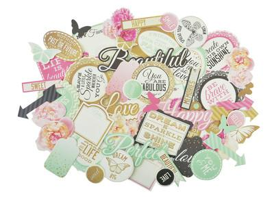 All That Glitters Collectables - Shop and Crop Scrapbooking