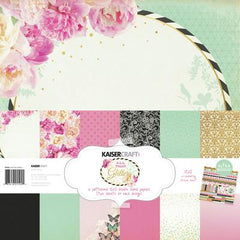 All That Glitters Paper Pack with Bonus Sticker sheet