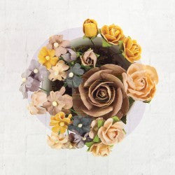 Prima Flowers - Hollybrook - Shop and Crop Scrapbooking