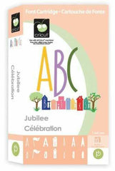 Jubilee Celebrations Cricut Cartridge