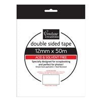 Double Sided Tape 12mm - Shop and Crop Scrapbooking