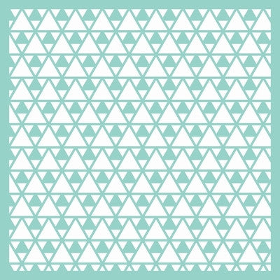 12x12 Template - Triangles - Shop and Crop Scrapbooking