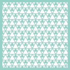 12x12 Template - Triangles