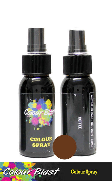 Colour Sprays - Coffee