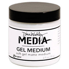 Dina Wakley Gel Medium (118ml)