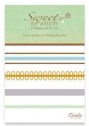 Ribbon & Trim Sweet Branch - Shop and Crop Scrapbooking