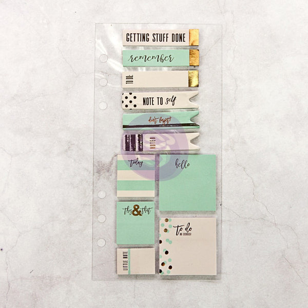 Frank Garcia Planner Accessories- Sticky Notes - Shop and Crop Scrapbooking