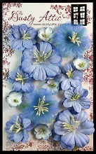Dusty In Bloom - Blue Bonnet - Shop and Crop Scrapbooking