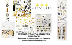My Mind's Eye Joyful Collection Bundle Deal
