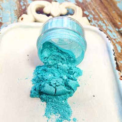 Real Teal Sparkling Pigment