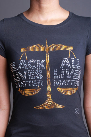 Black Lives Matter - All Lives Matter