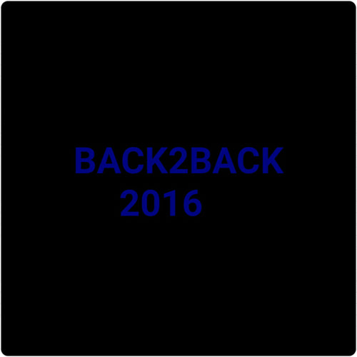 BACK2BACK 2016  (Backside)