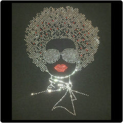 AFRO LADY SILVER