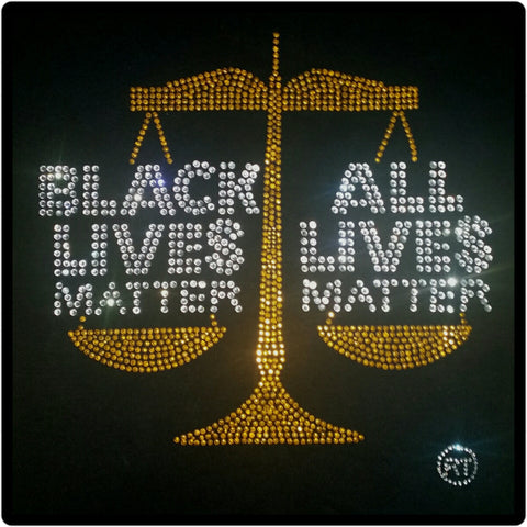 Black Lives Matter-All Lives Matter