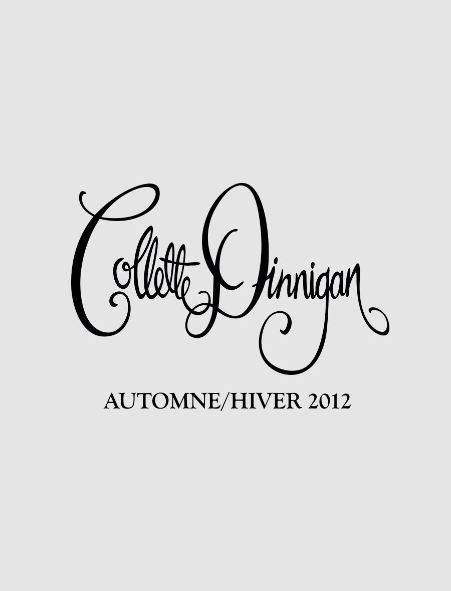 Collette Dinnigan | Autumn Winter 2012