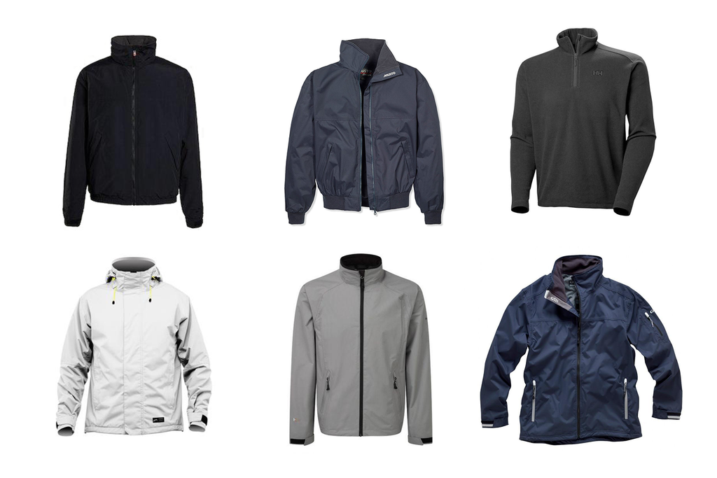 6 Best Mens Sailing Jackets in 2018