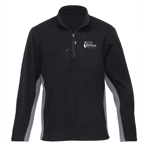 AIRLIE BEACH RACE WEEK - VANTAGE LONG SLEEVE FLEECE MENS
