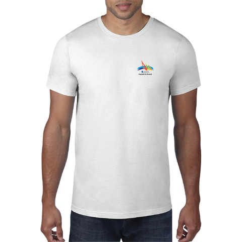 GEO BAY RACE WEEK - ANVIL 790 TEE MENS