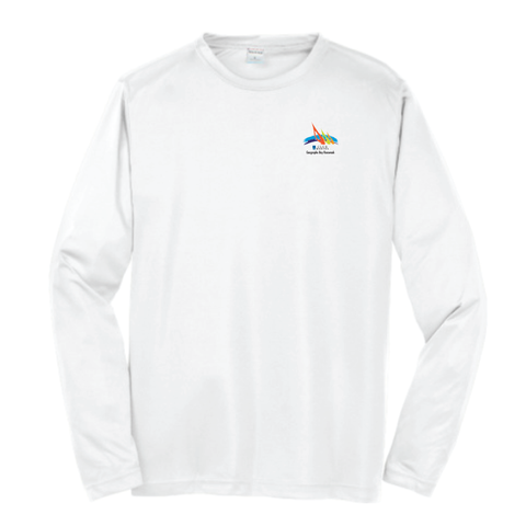 GEO BAY RACE WEEK - LS POSICHARGE TEE MENS