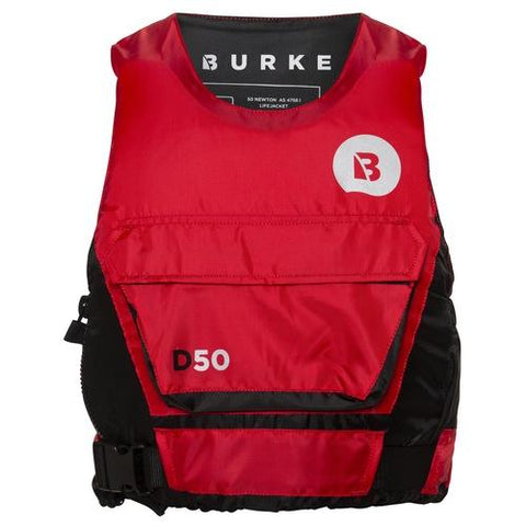 BURKE D50 One Design Side Entry Level 50 PFD