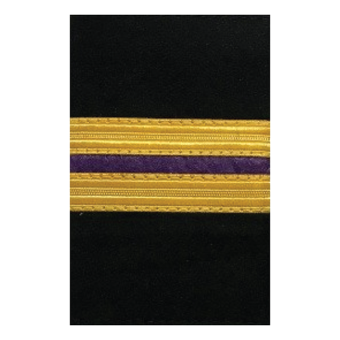 EPAULETTE - THIRD ENGINEER TWO BAR