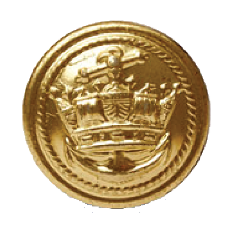 EPAULETTE GOLD BUTTON