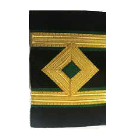 EPAULETTE - TWO BAR DIAMOND ELECTRICAL ENGINEER