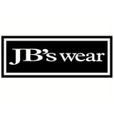 JB WEAR LADIES EPAULETTE SHIRT LS