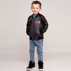 Tiger Bomber Jacket for Boys