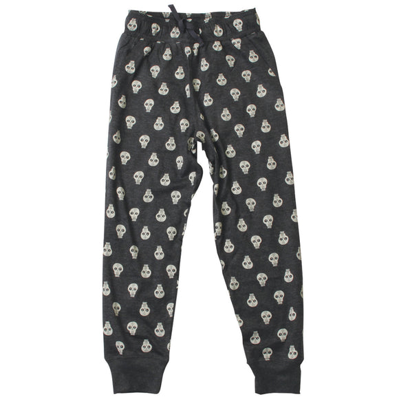 Wes & Willy Boys Lounge Pants, Skulls