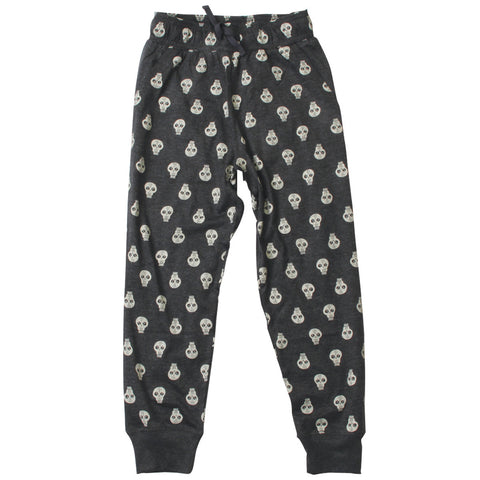 Skull Cuffed Lounge Pant - Clearance!