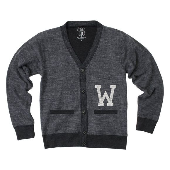 Prep School Cardigan Sweater