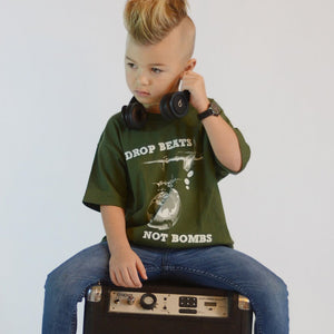 """Drop Beats"" Boys T-shirt"