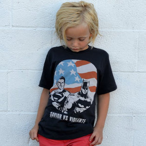 Batman vs. Superman Boys Tee