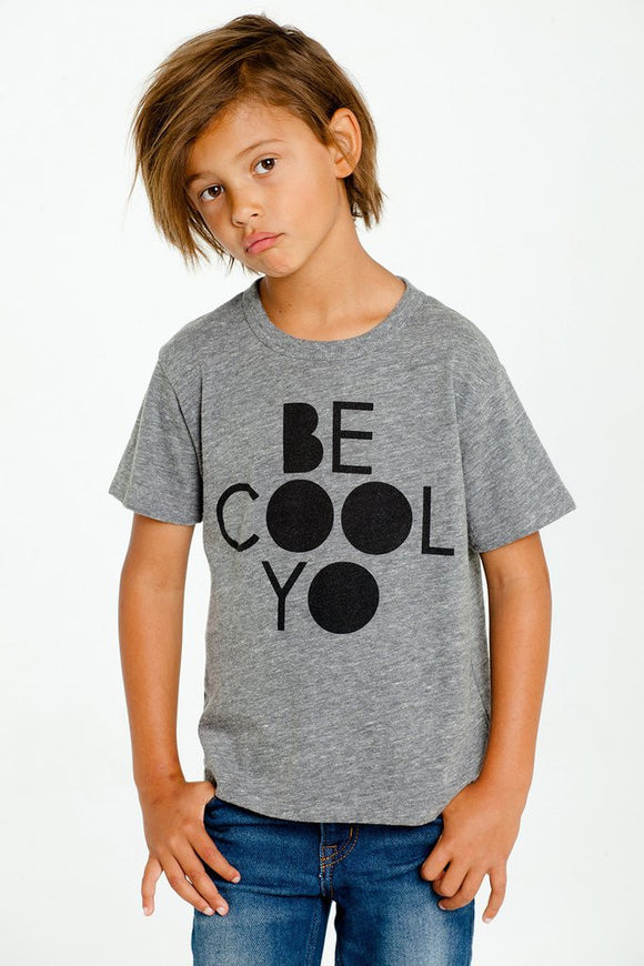 Chaser Kids Grey Tshirt