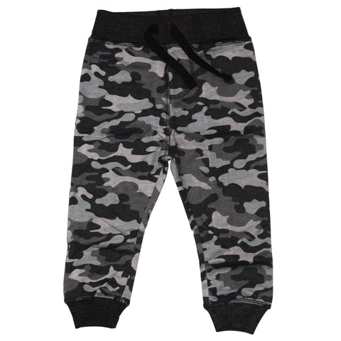 Camo Jogger - Size 6M - Clearance!