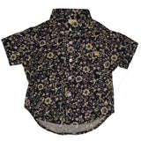 Boys Floral Shirt Hoonana Kids