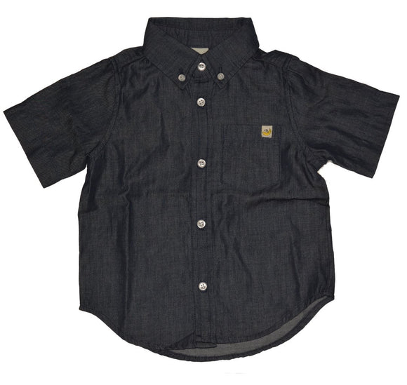 Boys Chambray Shirt Hoonana Kids