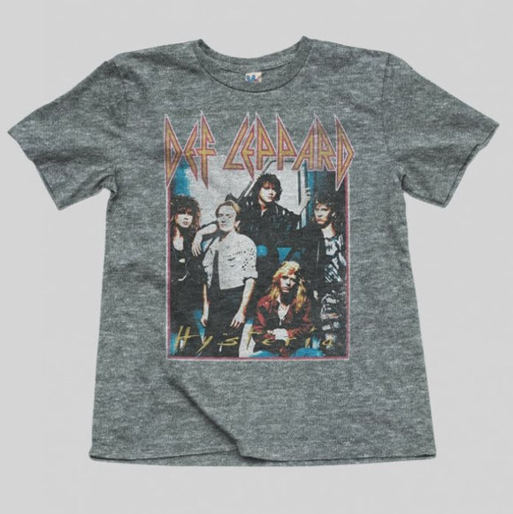 Def Leppard Boys' Rock T-shirt