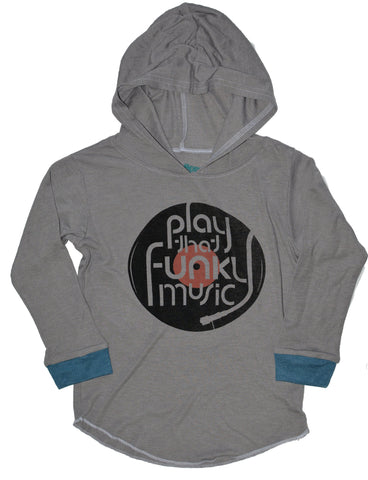 Play That Funky Music Hooded Tee - Clearance!