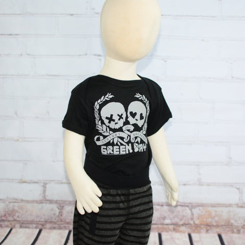 Green Day Onesie or T-shirt