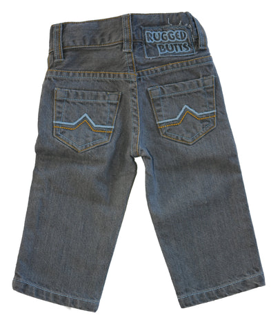 Grey Rocker Boys Jeans