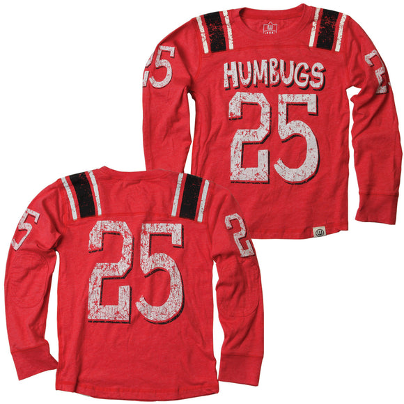 Boys Christmas Shirt, Jersey style