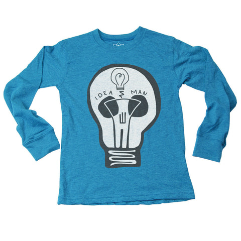 Idea Man Glow-in-the-Dark Tee - Clearance!