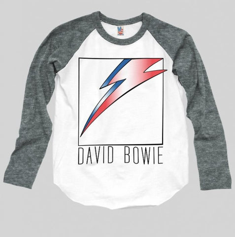 David Bowie Long-Sleeve Tee - Clearance!