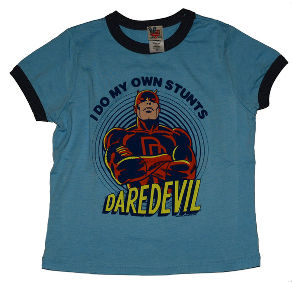 Marvel Daredevil Tee, Toddlers, Junk Food Clothing