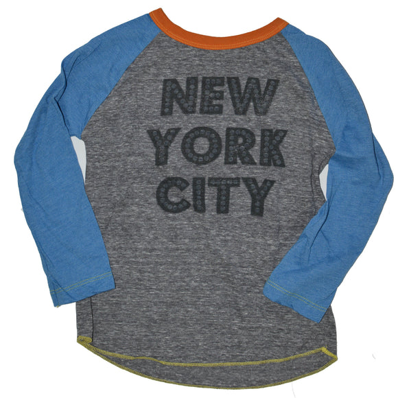 New York City Marquee Long Sleeve T-shirt
