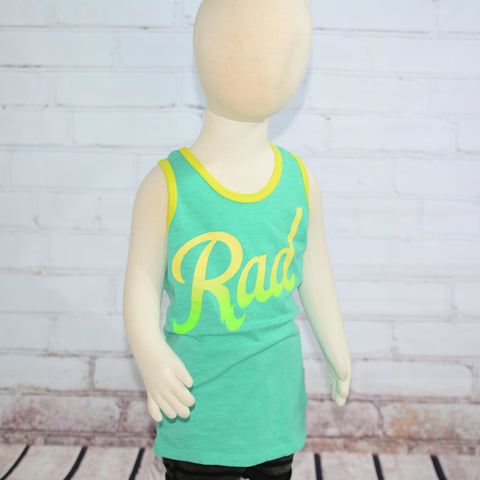 Rad Tank - Green - Clearance!